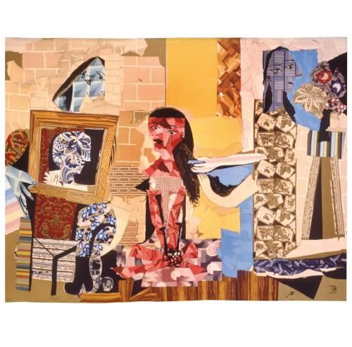 Arte e arti articolo arazzi d autore for Arazzi moderni