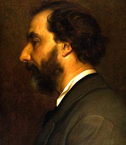 Leighton, ritratto di Nino Costa