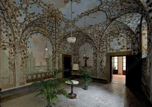 Arte e arti articolo un nuovo museo casa martelli for Planimetrie del palazzo con sala da ballo