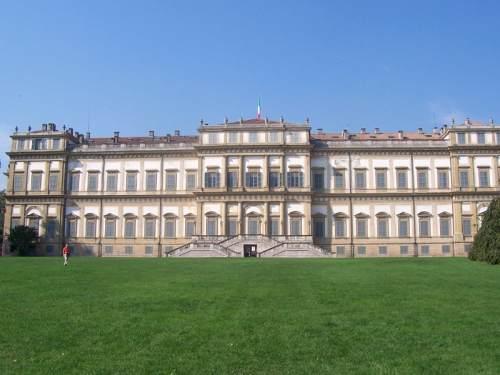 Villa Real De Monza Piermarini